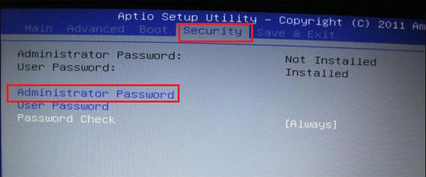 How To Dell Bios Password reset